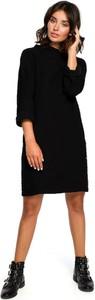 Sukienka BeWear mini prosta w stylu casual
