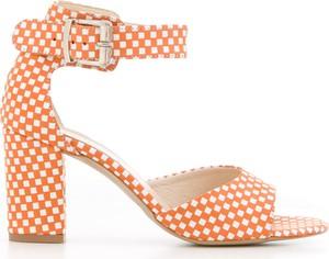Sandały Zapato na obcasie