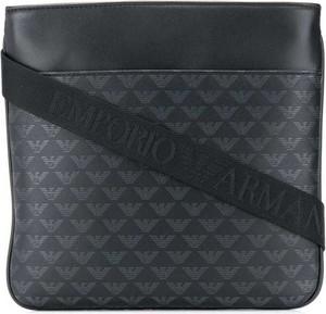 Czarna torebka Emporio Armani
