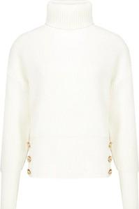 Sweter Elisabetta Franchi w stylu casual z wełny