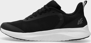Czarne buty sportowe 4F