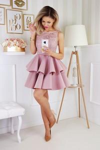 Sukienka E-sukienki.pl z neoprenu