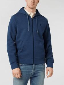 Granatowa bluza POLO RALPH LAUREN w stylu casual