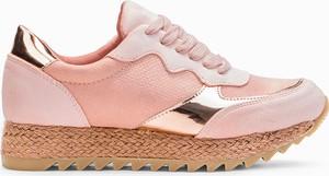 Larica różowe buty sportowe lr137