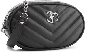 fd5dae16a984d czarna torebka pikowana - stylowo i modnie z Allani