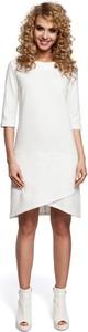 Sukienka Made Of Emotion mini z okrągłym dekoltem