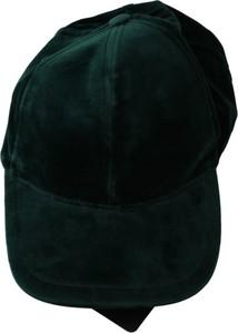 Zielona czapka Dolce & Gabbana