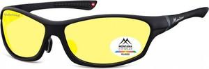 Stylion Rozjaśniające okulary do Jazdy Nocą z Polaryzacją MONTANA SP307E
