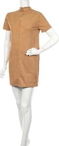 Sukienka Primark z krótkim rękawem mini z okrągłym dekoltem