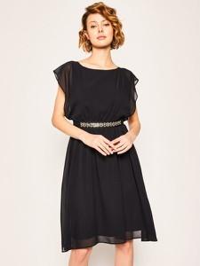 Sukienka Pennyblack rozkloszowana z krótkim rękawem