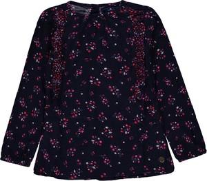 Bluzka dziecięca Tom Tailor w kwiatki dla dziewczynek