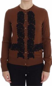 Sweter Dolce & Gabbana z wełny