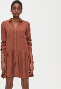 Sukienka Cropp koszulowa