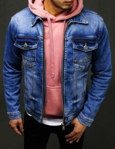 Kurtka Dstreet w młodzieżowym stylu z jeansu