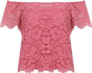 Różowa bluzka Twinset