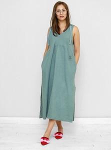 Zielona sukienka Freeshion