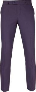 Fioletowe spodnie Pako Lorente w stylu casual