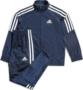 Dres dziecięcy Adidas Teamwear z dzianiny