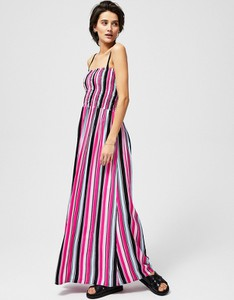 Sukienka Moodo maxi w stylu casual