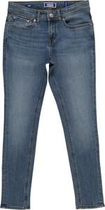 Spodnie dziecięce Jack & Jones Junior z jeansu
