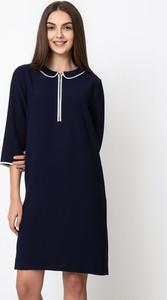 Sukienka QUIOSQUE prosta mini