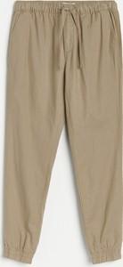 Spodnie Reserved z bawełny w stylu casual