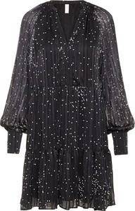 Sukienka Y.A.S z dekoltem w kształcie litery v oversize mini