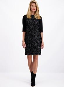 Czarna sukienka Lavard mini