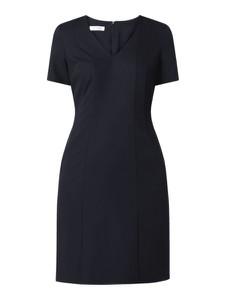 Granatowa sukienka Gerry Weber prosta mini