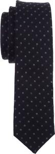 Czarny krawat Em Men`s Accessories