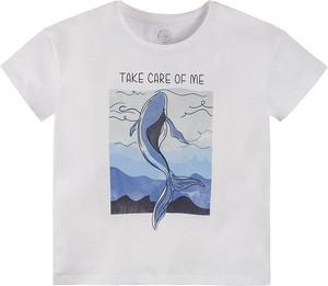 Koszulka dziecięca Cool Club z bawełny dla dziewczynek