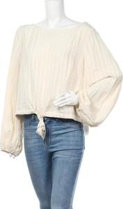 Bluzka The Fated z długim rękawem w stylu casual z okrągłym dekoltem