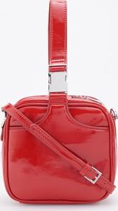 Czerwona torebka Reserved mała