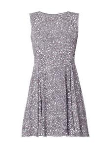 Sukienka Review mini rozkloszowana z okrągłym dekoltem