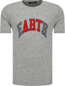 T-shirt Zadig & Voltaire z krótkim rękawem w młodzieżowym stylu