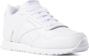 Buty sportowe Reebok sznurowane w sportowym stylu na koturnie
