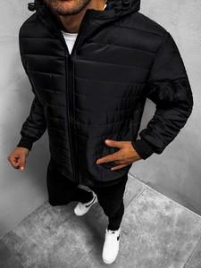 Kurtka Ozonee w stylu casual z bawełny