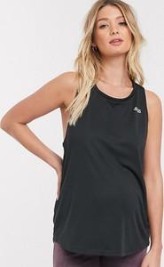 Czarny t-shirt Asos