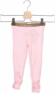 Różowe legginsy dziecięce Vrs kids