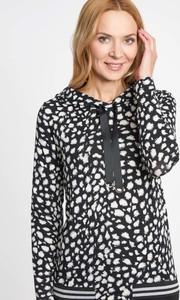 Bluzka QUIOSQUE w stylu casual z długim rękawem