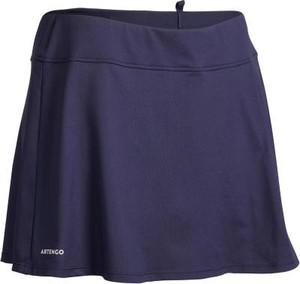Niebieska spódnica Artengo