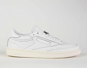f48f158af08e6 Białe trampki i tenisówki Reebok, kolekcja wiosna 2019