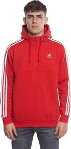 Czerwona bluza Adidas Originals