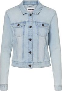 Niebieska kurtka Emp w młodzieżowym stylu