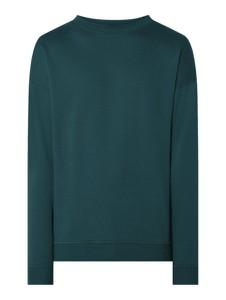 Zielona bluza Urban Classics z bawełny w stylu casual