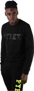 Czarny sweter Pyrex w młodzieżowym stylu z wełny