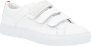 Sneakersy Hugo Boss ze skóry w sportowym stylu