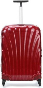 2d8c9be378b02 samsonite portfel damski czerwony - stylowo i modnie z Allani