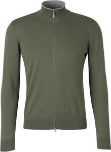 Zielony sweter Santa Eulalia w stylu casual z bawełny