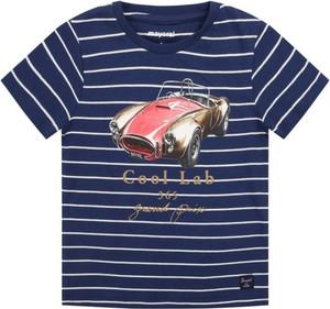 Koszulka dziecięca Mayoral w paseczki